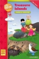 OUP ELT UP AND AWAY READERS 6: TREASURE ISLANDS - CROWTHER, G. T. cena od 124 Kč
