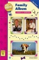 OUP ELT UP AND AWAY READERS 1: FAMILY ALBUM - CROWTHER, G. T. cena od 124 Kč