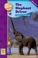 OUP ELT UP AND AWAY READERS 2: THE ELEPHANT DRIVER - CROWTHER, G. T. cena od 124 Kč