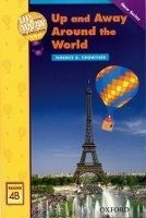 OUP ELT UP AND AWAY READERS 4: UP AND AWAY AROUND THE WORLD - CROWTH... cena od 129 Kč
