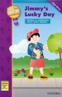 OUP ELT UP AND AWAY READERS 2: JIMMY´S LUCKY DAY - CROWTHER, G. T. cena od 129 Kč