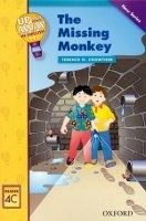 OUP ELT UP AND AWAY READERS 4: THE MISSING MONKEY - CROWTHER, G. T. cena od 124 Kč