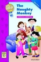 OUP ELT UP AND AWAY READERS 1: THE NAUGHTY MONKEY - CROWTHER, G. T. cena od 129 Kč