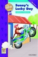 OUP ELT UP AND AWAY READERS 2: SUNNY´S LUCKY DAY - CROWTHER, G. T. cena od 124 Kč