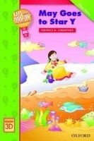 OUP ELT UP AND AWAY READERS 3: MAY GOES TO STAR Y - CROWTHER, G. T. cena od 124 Kč
