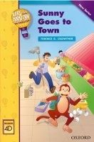 OUP ELT UP AND AWAY READERS 4: SUNNY GOES TO TOWN - CROWTHER, G. T. cena od 129 Kč