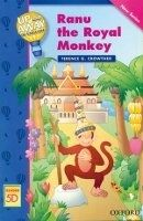 OUP ELT UP AND AWAY READERS 5: RANU THE ROYAL MONKEY - CROWTHER, G. ... cena od 129 Kč