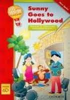 OUP ELT UP AND AWAY READERS 6: SUNNY GOES TO HOLLYWOOD - CROWTHER, G... cena od 124 Kč