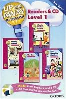 OUP ELT UP AND AWAY READERS 1 READERS PACK - CROWTHER, G. T. cena od 550 Kč