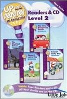 OUP ELT UP AND AWAY READERS 2 READERS PACK - CROWTHER, G. T. cena od 550 Kč