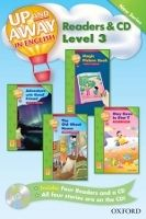 OUP ELT UP AND AWAY READERS 3 READERS PACK - CROWTHER, G. T. cena od 550 Kč