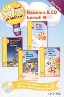 OUP ELT UP AND AWAY READERS 4 READERS PACK - CROWTHER, G. T. cena od 572 Kč
