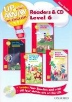 OUP ELT UP AND AWAY READERS 6 READERS PACK - CROWTHER, G. T. cena od 550 Kč