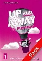 OUP ELT UP AND AWAY IN PHONICS 1 BOOK + CD - CROWTHER, T. cena od 261 Kč