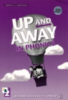 OUP ELT UP AND AWAY IN PHONICS 2 BOOK + CD - CROWTHER, T. cena od 261 Kč