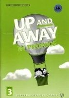 OUP ELT UP AND AWAY IN PHONICS 3 BOOK + CD - CROWTHER, T. cena od 261 Kč