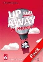 OUP ELT UP AND AWAY IN PHONICS 6 BOOK + CD - CROWTHER, T. cena od 261 Kč