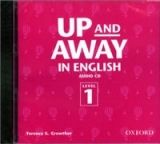 OUP ELT UP AND AWAY IN ENGLISH 1 CD - CROWTHER, T. cena od 208 Kč