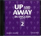 OUP ELT UP AND AWAY IN ENGLISH 2 CD - CROWTHER, T. cena od 208 Kč