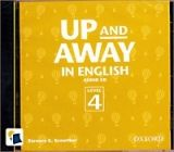 OUP ELT UP AND AWAY IN ENGLISH 4 CD - CROWTHER, T. cena od 219 Kč