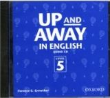 OUP ELT UP AND AWAY IN ENGLISH 5 CD - CROWTHER, T. cena od 219 Kč