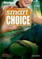 OUP ELT SMART CHOICE Second Edition STARTER STUDENT´S BOOK + DIGITAL... cena od 541 Kč