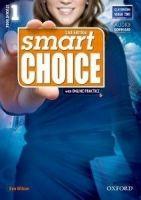 OUP ELT SMART CHOICE Second Edition 1 STUDENT´S BOOK + DIGITAL PRACT... cena od 541 Kč