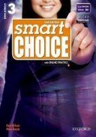OUP ELT SMART CHOICE Second Edition 3 STUDENT´S BOOK + DIGITAL PRACT... cena od 541 Kč