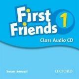 OUP ELT FIRST FRIENDS 1 CLASS AUDIO CD - IANNUZZI, S. cena od 219 Kč