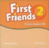 OUP ELT FIRST FRIENDS 2 CLASS AUDIO CD - IANNUZZI, S. cena od 214 Kč