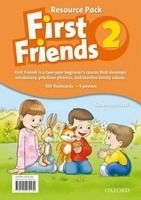 OUP ELT FIRST FRIENDS 2 TEACHER´S PACK - IANNUZZI, S. cena od 417 Kč
