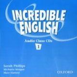 OUP ELT INCREDIBLE ENGLISH 1 CLASS AUDIO CDs /2/ - MORGAN, M., PHILL... cena od 439 Kč