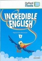 XXL obrazek OUP ELT INCREDIBLE ENGLISH 1 iTOOLS CD-ROM - MORGAN, M., PHILLIPS, S...