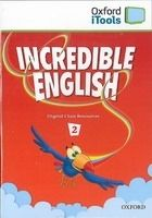 XXL obrazek OUP ELT INCREDIBLE ENGLISH 2 iTOOLS CD-ROM - MORGAN, M., PHILLIPS, S...