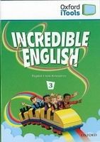 XXL obrazek OUP ELT INCREDIBLE ENGLISH 3 iTOOLS CD-ROM - MORGAN, M., PHILLIPS, S...