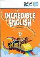 XXL obrazek OUP ELT INCREDIBLE ENGLISH 4 iTOOLS CD-ROM - MORGAN, M., PHILLIPS, S...