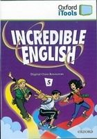 OUP ELT INCREDIBLE ENGLISH 5 iTOOLS CD-ROM - PHILLIPS, S., REDPATH, ... cena od 933 Kč