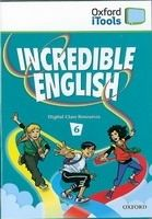 OUP ELT INCREDIBLE ENGLISH 6 iTOOLS CD-ROM - PHILLIPS, S., REDPATH, ... cena od 933 Kč