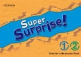 OUP ELT SUPER SURPRISE 1-2 TEACHER´S RESOURCE PACK - MOHAMED, S., RE... cena od 314 Kč