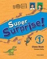 OUP ELT SUPER SURPRISE 1 COURSE BOOK - MOHAMED, S., REILLY, V. cena od 232 Kč