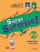 OUP ELT SUPER SURPRISE 2 COURSE BOOK - MOHAMED, S., REILLY, V. cena od 232 Kč