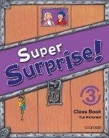 OUP ELT SUPER SURPRISE 3 COURSE BOOK - MOHAMED, S., REILLY, V. cena od 232 Kč