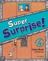 OUP ELT SUPER SURPRISE 4 COURSE BOOK - MOHAMED, S., REILLY, V. cena od 232 Kč