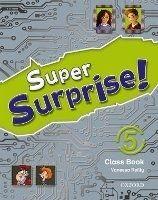 OUP ELT SUPER SURPRISE 5 COURSE BOOK - MOHAMED, S., REILLY, V. cena od 125 Kč