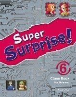 OUP ELT SUPER SURPRISE 6 COURSE BOOK - MOHAMED, S., REILLY, V. cena od 186 Kč