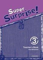 OUP ELT SUPER SURPRISE 3 TEACHER´S BOOK - MOHAMED, S., REILLY, V. cena od 397 Kč
