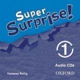 OUP ELT SUPER SURPRISE 1 CLASS AUDIO CD - REILLY, V. cena od 418 Kč