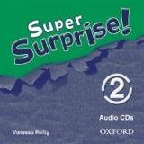 OUP ELT SUPER SURPRISE 2 CLASS AUDIO CD - REILLY, V. cena od 418 Kč