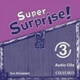 OUP ELT SUPER SURPRISE 3 CLASS AUDIO CD - MOHAMED, S. cena od 439 Kč