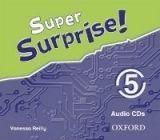 OUP ELT SUPER SURPRISE 5 CLASS AUDIO CD - REILLY, V. cena od 658 Kč